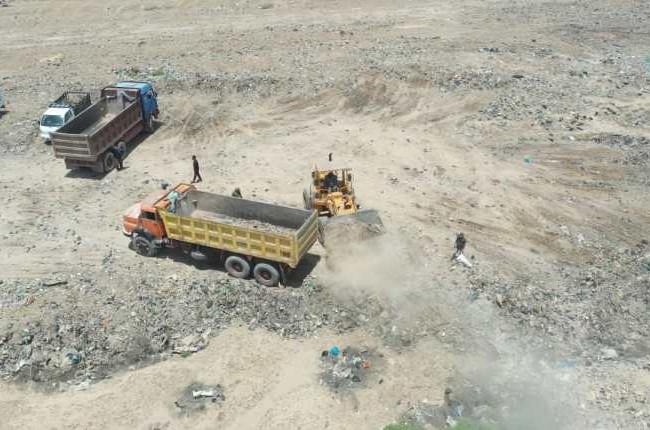 محافظ بغداد: انطلاق المرحلة الثانية لمعالجة الطمر غير النظامي وفرز ١٠ الاف قطعة أرض