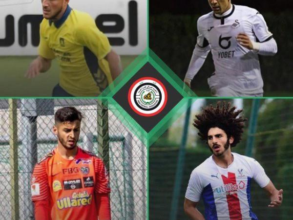 مدرب شباب العراق يوجه الدعوة ل4 محترفين