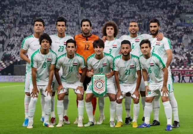 منتخب فلسطين يوافق مبدئياً على ملاقاة منتخبنا ودياً في أربيل