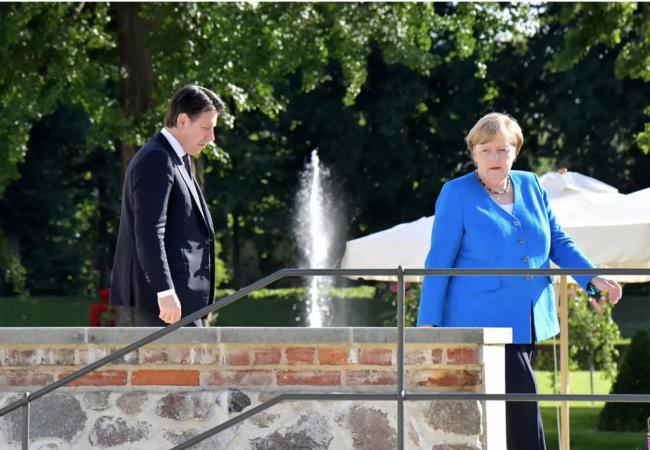 ميركل: التوصل لاتفاق حول خطة التعافي خلال قمة الاتحاد الأوروبي غير محسوم
