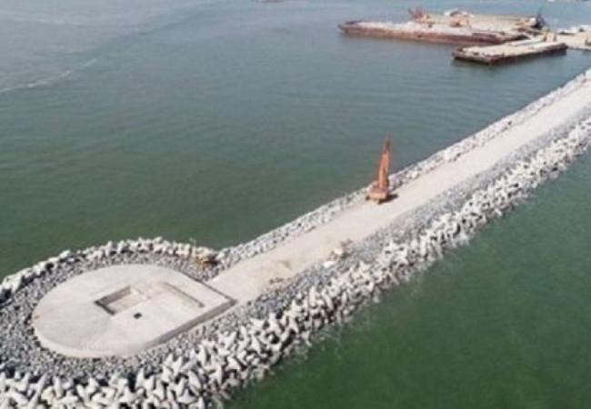 النقل: مشروع ميناء الفاو الكبير سيوفر عوائد مالية ضخمة
