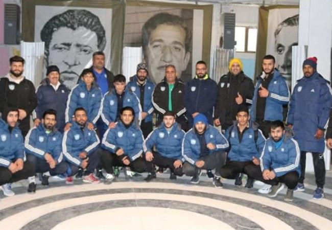 نادي أمانة بغداد يلوِّح بالانسحاب من بطولة العراق للمصارعة