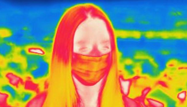 هل ترصد الكاميرات الحرارية كوفيد-19؟