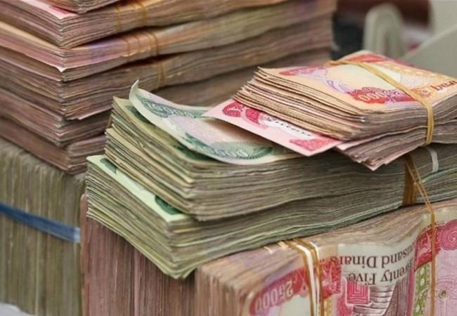 وزارة المالية تباشر بإطلاق التمويل الخاص لرواتب شهر حزيران