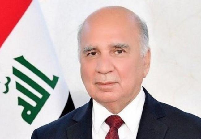 وزير الخارجيّة يؤكد أهمّية تفعيل اتفاقيّة التعاون بين العراق والاتحاد الأوروبيّ