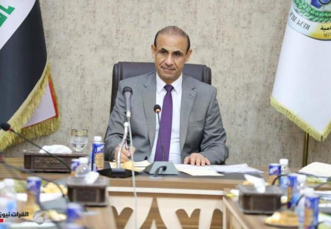 وزير العمل يدعو لتنفيذ مشاريع مشتركة لدعم الفئات المستفيدة