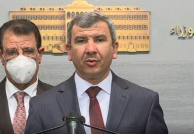 وزير النفط يدعو الشركات اللبنانية للمشاركة بالفرص الاستثمارية في العراق