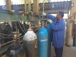 وزير النفط يوعز بافتتاح وتشغيل معملين لغاز الاوكسجين في ذي قار والبصرة لتامين احتياج المستشفيات في المحافظتين