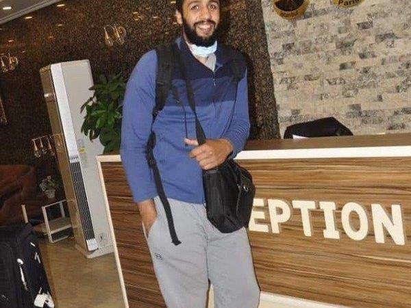 وصول المحترف اللبناني علي حيدر إلى بغداد