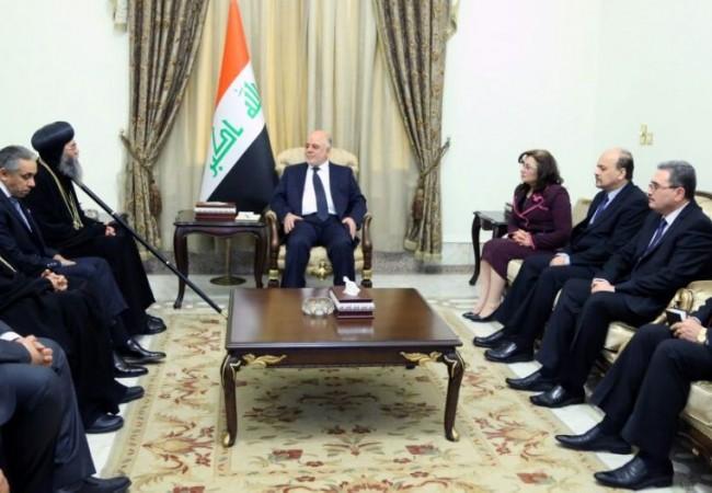 العبادي: العراق الآن أقرب للوحدة والتخلص من داعش