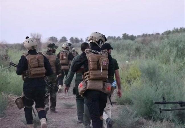 عملية أمنية لملاحقة فلول داعش جنوب الفلوجة