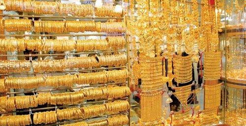 اسعار الذهب ترتفع لأعلى مستوى في أسبوع مع انخفاض الدولار