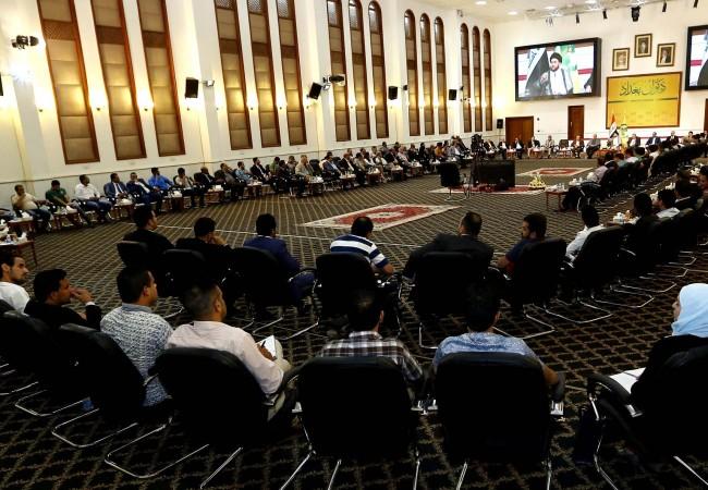السيد الحكيم يطالب بالإنصاف وعدم غض الطرف عن المشاكل الحالية الناتجة عن تراكمات سابقة