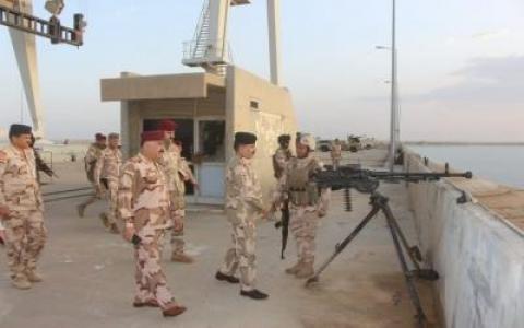 قائد القوات البرية: عمليات الجزيرة صمام امان العراق