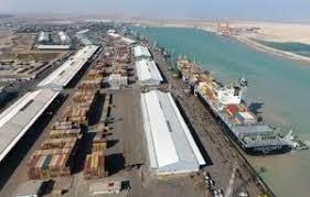 موانئ العراق تستقبل بواخر تجارية متنوعة البضائع والسلع رست على ارصفتها بانسيابية عالية