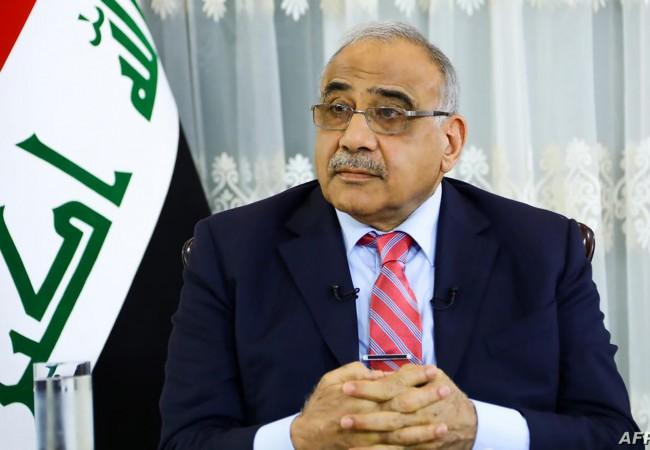 عبد المهدي يتحدث عن فترة حكومته ومارافقها من أسرار لم يطلع عليها الرأي العام