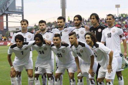 الاتحاد العراقي يوقع عقداً لرعاية المنتخب الوطني لكرة القدم بمبلغ 750 الف دولار لمدة عامين