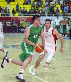 منتخبنا الوطني بكرة السلة يغادر اليوم الى الاْردن للمشاركة ببطولة غرب اسيا