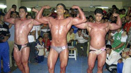 اتحاد كركوك لبناء الأجسام يستحدث بطولة تقام للمرة الأولى في العراق