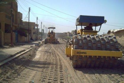 امانة بغداد تحدد خمسة شوارع سيتم تطويرها ضمن حملة (بغداد مسؤوليتي)