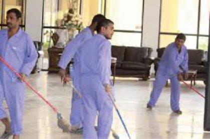 حملة تفتيش عن العمالة الأجنبية غير المشروعة في بغداد