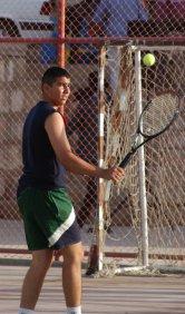 مشاركة 50 لاعبا في بطولة اندية العراق بالتنس للفئات العمرية