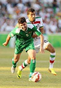 منتخب العراق يتقدم خطوة واحدة في لائحة تصنيف فيفا لشهر آب