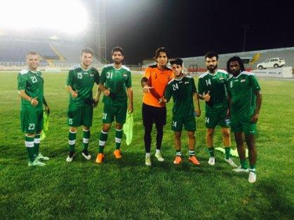 منتخبنا الوطني يواصل وحداته التدريبية في الدوحة