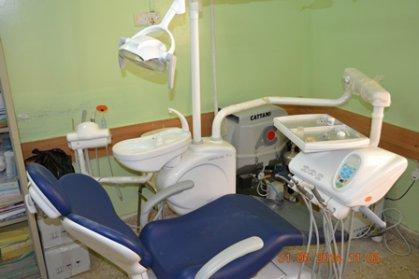 احدث الاجهزة المتطورة التي تضاهي الاجهزة الموجودة في افضل مراكز الاسنان الدولية