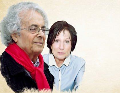أدونيس وخالدة سعيد.. معاًمن أجل ثورة أدبية عارمة