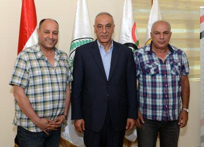 حمودي يؤكد على تهيئة أجواء مثلى لاعداد المنتخب الوطني بكرة القدم