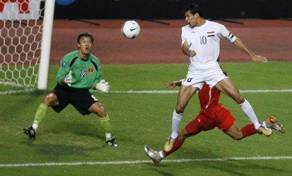 الاتحاد الآسيوي يعتمد ملعب بارس الإيراني لمباراة المنتخب الوطني أمام تايوان
