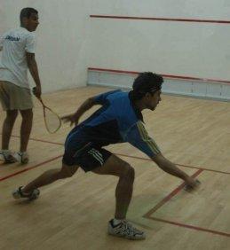 وصول اللاعب محمد فرمان الى المربع الذهبي في البطولة العربية