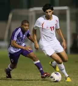 المنتخب الوطني يخوض اليوم مباراة تجريبية مع لخويا القطري وأخرى الجمعة المقبل