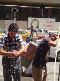 منخفض جوي يضرب العراق ويتسبب بارتفاع الحرارة لأعلى من 47 مْ