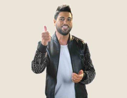 «أنا أَصْلي» فيديو للشامي عبر «إنستغرام»