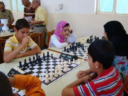 اتحاد الشطرنج يسمي منتخباته للفئات العمرية للمشاركة ببطولة العرب