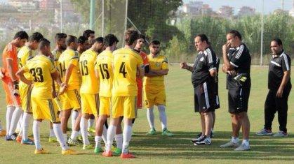 الزوراء يلتقي إيليا سبور التركي والمدرب يعرب عن ارتياحه لوضع الفريق