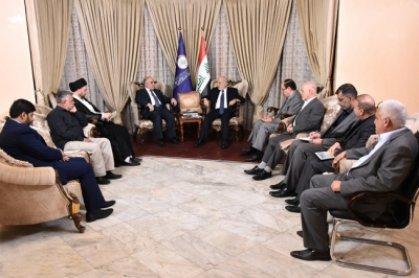 المجلس الاعلى: اجماع وسعي جاد لحسم رئاسة التحالف الوطني قريباً