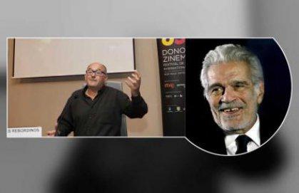 الاسباني خوسي لويس ربوردينوس: عمر الشريف ممثل كبير وجزء مهم من تاريخ السينما