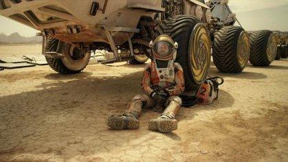 """فيلم """"المريخ"""".. هل من حياة على الكوكب الأحمر؟"""