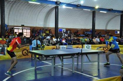 عبطان يؤكد أستعداد الوزارة على تنظيم التجمعات الرياضية رغم الضائقة المالية