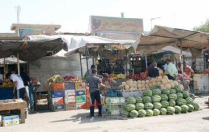 غرامات مالية على المخالفين بركن مركباتهم على الارصفة في بغداد