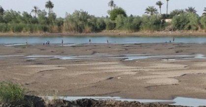 الموارد المائية: قطع نحو 90% من نهر الفرات وتركيا لم تلتزم بوعودها