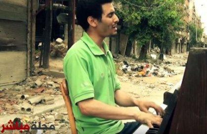 رسائل من اليرموك.. فيلم فلسطيني ينتصر للموسيقى