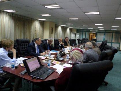 الاعمار: تشكيل فريق لتقييم سياسة الاسكان الوطنية وفقا للمستجدات الاقتصادية