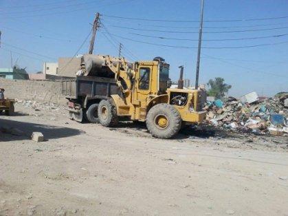امانة بغداد: مناطق العاصمة خالية من النفايات وبلديتا الكرخ والرصافة نجحتا في مهامهما