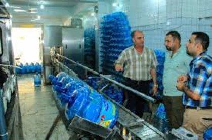 التخطيط: تشكيل فرق لتفتيش معامل تعبئة المياه وإحالة المخالفة للمواصفات إلى المحاكم