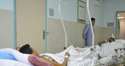 الصحة : ارتفاع الاصابات بالكوليرا ولايمكن التكهن بنهايته