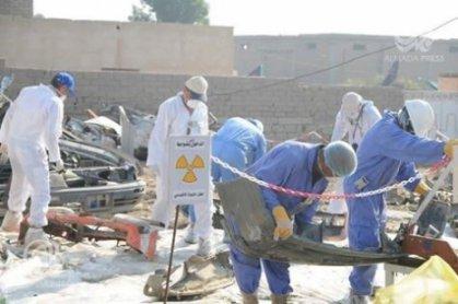 اجراء كشف اشعاعي للمؤسسات الصحية في بغداد